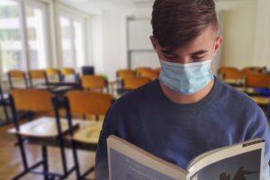 zaštitna maska student