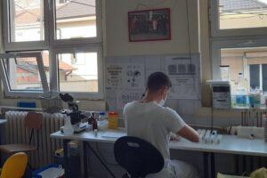 laboratorija test covid