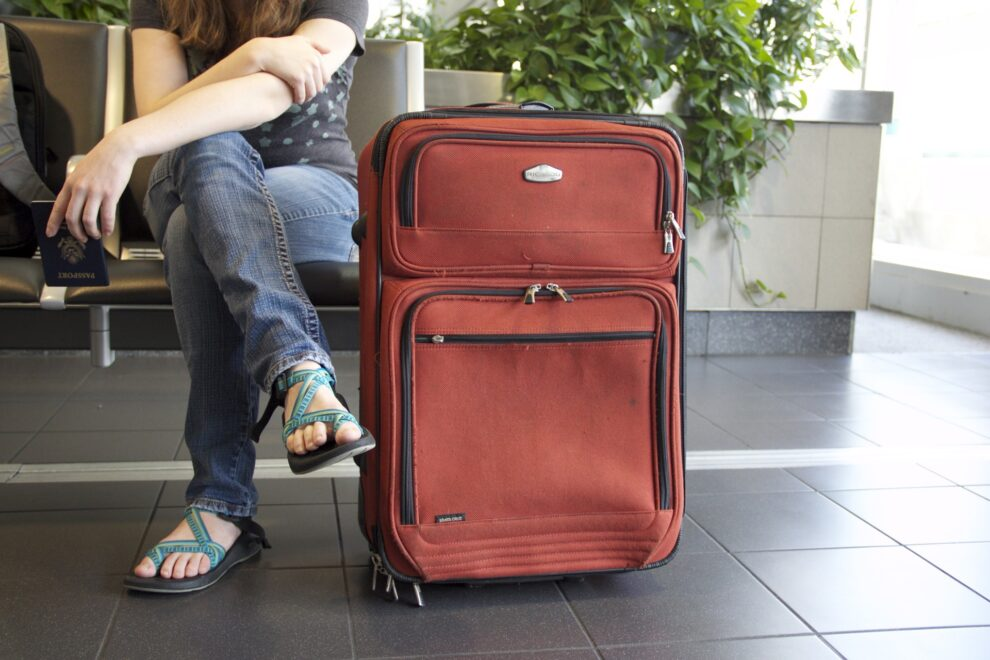 putovanje kofer